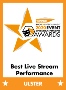Barry Jay Hughes - Best Live Stream Performance in Ulster